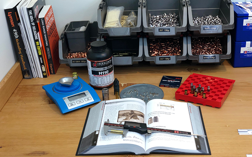 the guns and gear guide to reloading